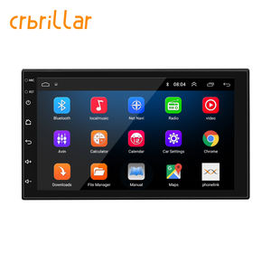 Android 7 ''2din Touch Screen classic car radio bluetooth Mp5 Player 7 Pollici Lettore Multimediale