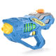 Cool boys summer play toy long range shooting light electric plastic water gun toy