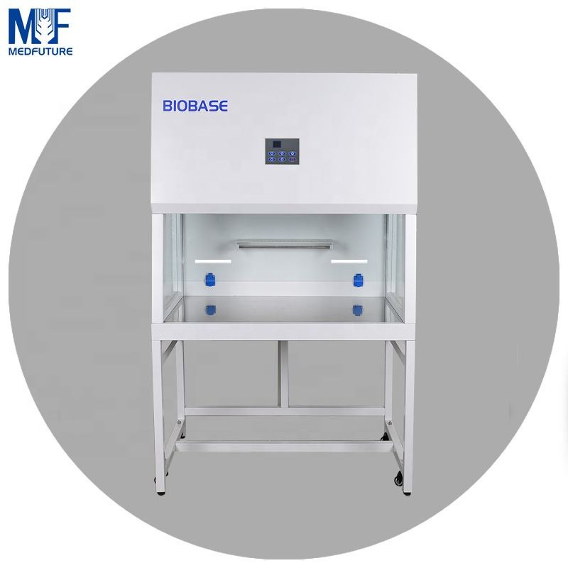 MF pcr cabinet pcr-1000 uv workstation with stand laboratory real time benchtop cabinet