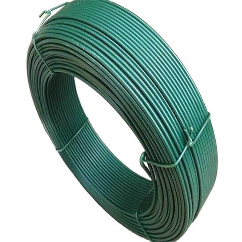 PVC wire binding single core pvc steel wire