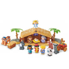 nativity set christmas Fisher-Price Little People A Christmas Story