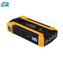 Multi-function Jump Starter 12V 4USB 600A Portable Car Battery Booster Charger Booster Power Bank Starting Device Buster