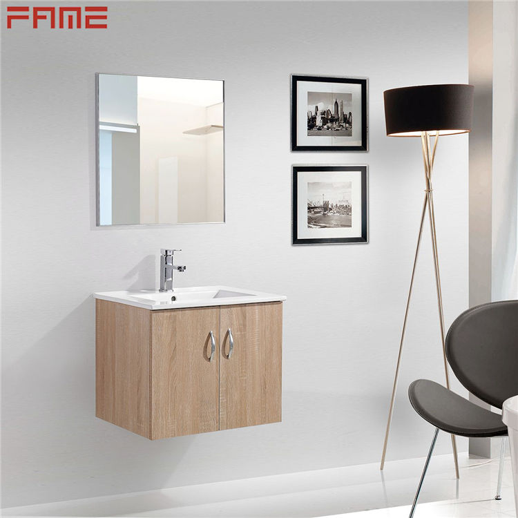Fame 30 Inch Popular Free Standing Cheap Wall Mounted Modern Bathroom Cabinets