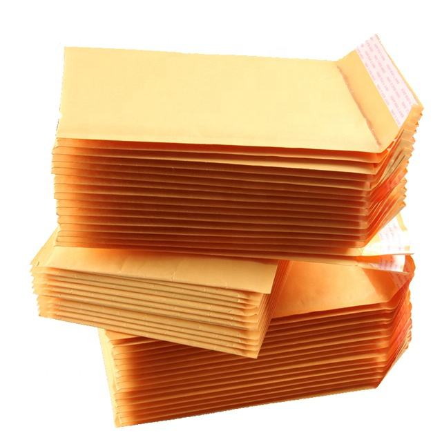 150*180+40mm Factory direct co-extrusion film Custom color bubble envelope bag mail packaging bubble envelope