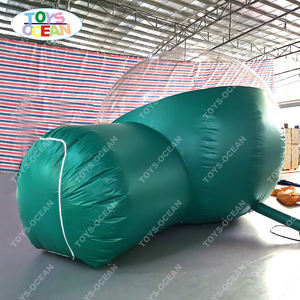 Newly designed inflatable bubble tent camping transparent bubble tent