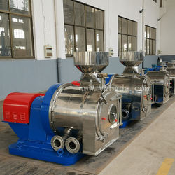 Factory direct selling filter industrial centrifuge machine price