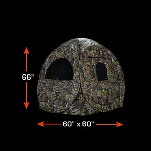Hide shelter camping survival foldable water proof outdoor camouflage tent