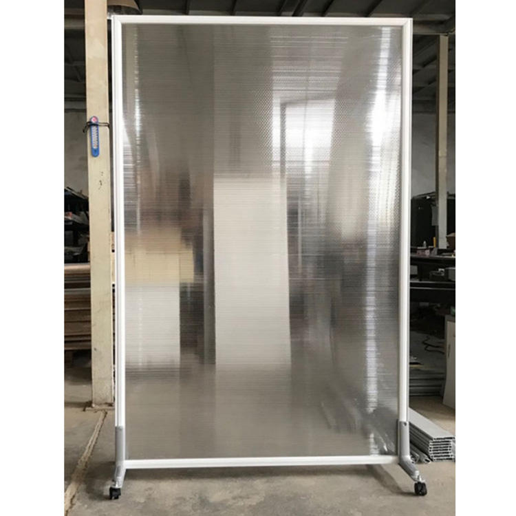 Quickly Installation Temporary Structure Temporary Portable Modular Mobile Patient Wall