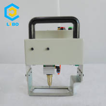 Touching Screen  China  SC-25*90 handheld metal marking machine pneumatic dot pin marker