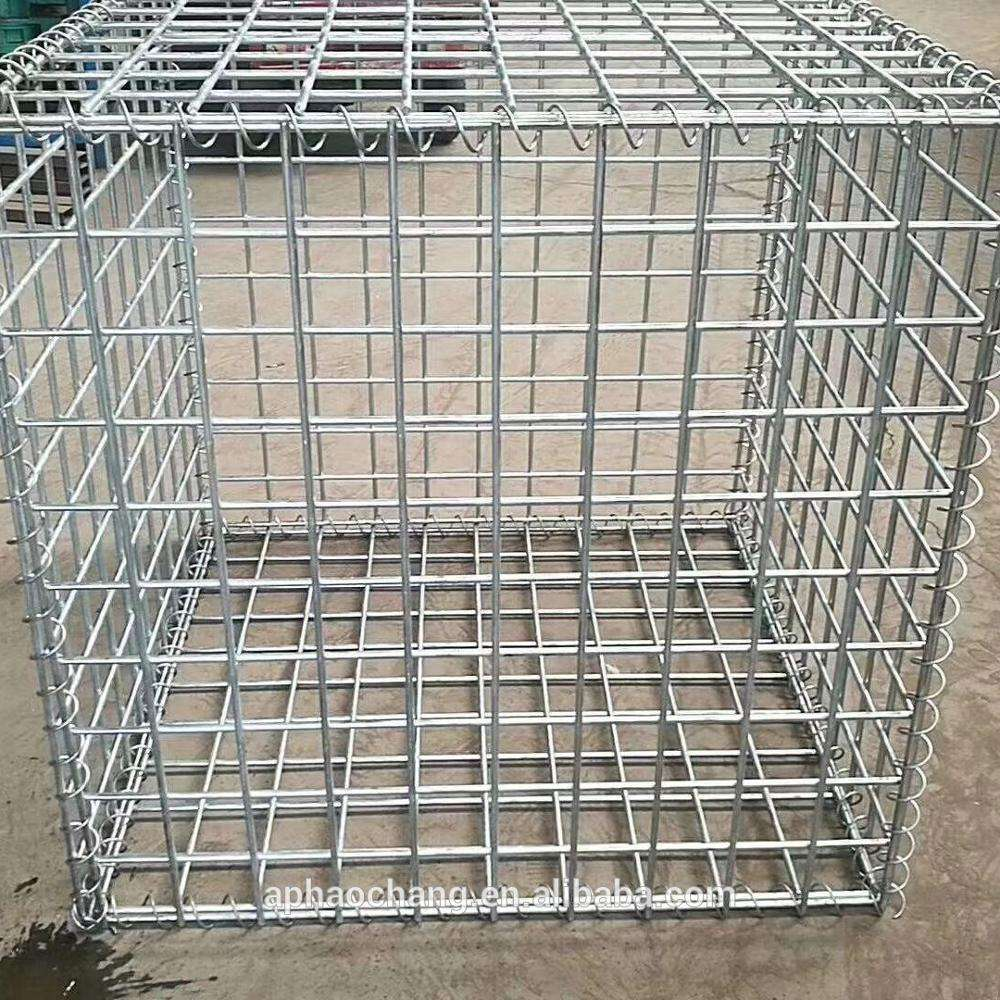 Welded Gabion Box Professional Manufacture Of Welded Gabion Box