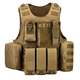 Military MOLLE tactical plate carrier army camouflage assault vest amphibious