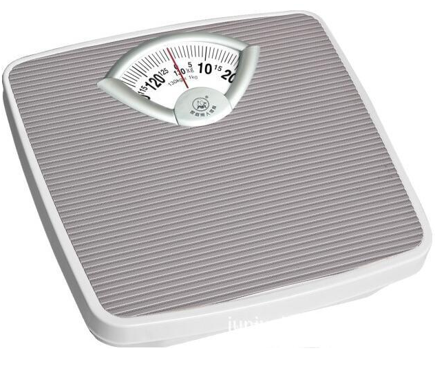 130kg 1kg mechanical personal body bathroom weight scale