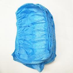 Blue SMS Anti Skid Boot Cover