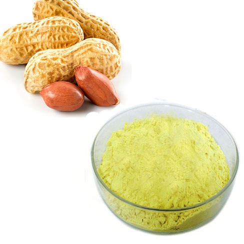 manufacture Luteolin 98% powder CAS 491-70-3 Peanut shell Extract