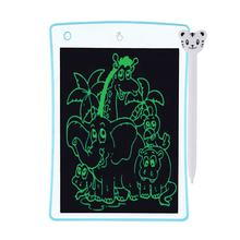 Toano New Design 8.5 inch Lcd Hand Writing Pad Erasable Drawing LCD Writing Tablet for Kids Students