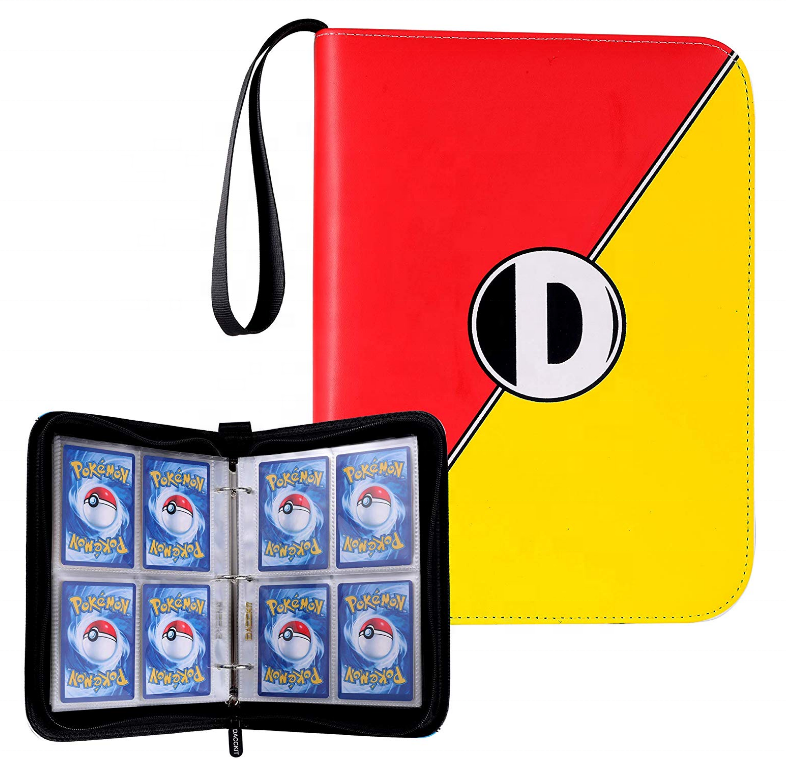 Pokemon Trading Cards Game Holder Storage Carrying Case Holds Up to 1200+ Cards
