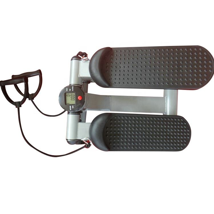 Nero e Blu Sit Up Sit-Down Idraulico Scala Mini <span class=keywords><strong>Stepper</strong></span> Twister Hydraulique Cardio Esercizio <span class=keywords><strong>Trainer</strong></span>