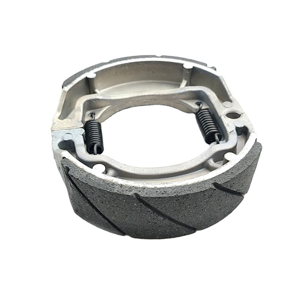 High quality platina 125 brake shoe motorcycle parts boxer ct100