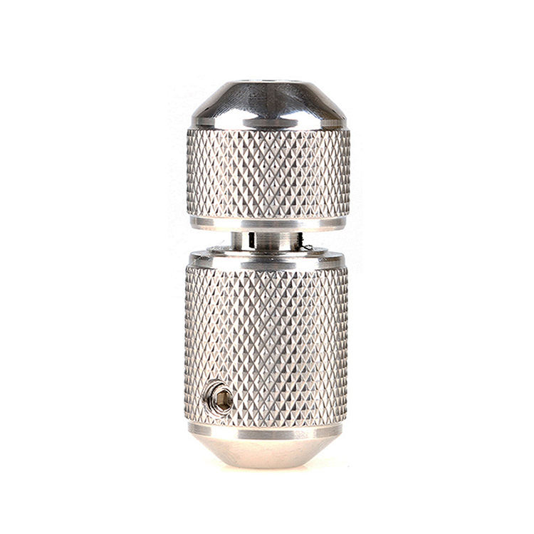 Modern Style 304 Stainless Steel Self Lock Tube Sliver 25mm & 30mm Tattoo Machine Tube
