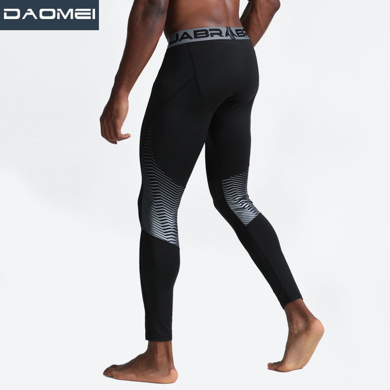 workout sports compression leggings fitness men custom wholesale blank jogger pants