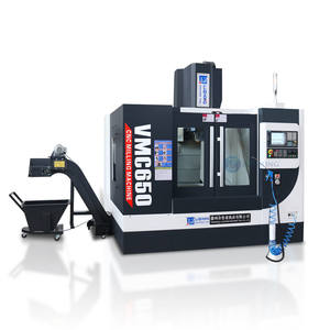 Fraiseuse cnc 5 axes VMC650 center d'usinage vertical