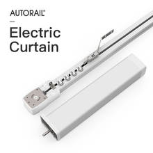Autorail smart home remote control automatic curtain accessories for curtain track