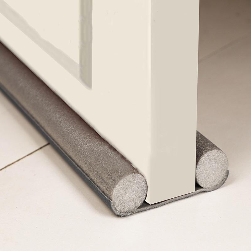 Muove heavy duty tür draft stopper und blocker silicon gel socken tür staub stopper twin entwurf schutz