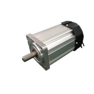 310VDC 6000 RPM 80mm BLDC motor fan ile