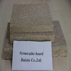 High quality asbestos-free fireproof sheet vermiculite board