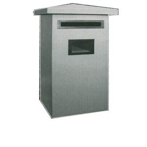 Made In China Outdoor Metalen Krant Houder Mailboxen