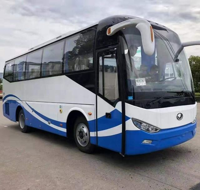 2019 New Luxury Coach Bus, 35 39 45 51 55 65 Seats Euro 3 4 5 Emission