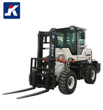 Factory Price All Terrain /Off Road Forklifts/Rough Terrain Forklift