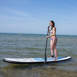 Drop Shipping inflatable stand up surf equipment fish paddle board surf body board surfboard