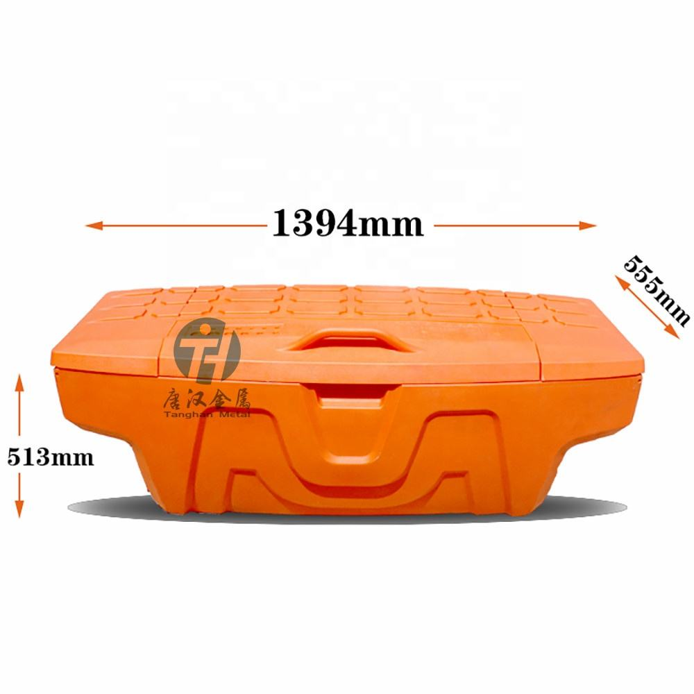 4x4 Auto Parts Heavy Duty Toolbox Plastic Storage Tool Box For Pickup Truck Bed With Lock