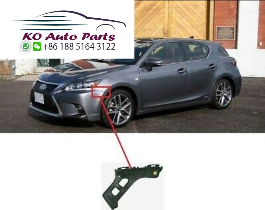 front bumper support for Lexus CT200 CT CT200h 2013 2014 2015 2016 2017 2018 2019