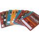 Programing LF 125KHz EM 4450/EM 4305 PVC RFID Cards Touch Door Access Control