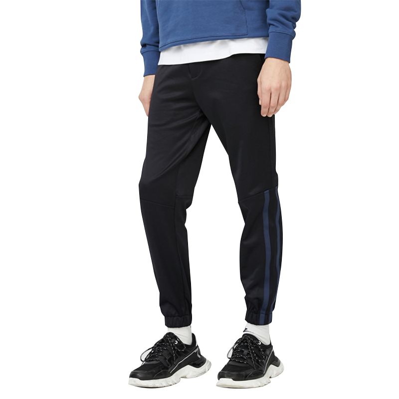 Wholesale New Men'S Sports Trousers Running Casual Pants Custom Elastic Waistband With Drawstring Pants Men
