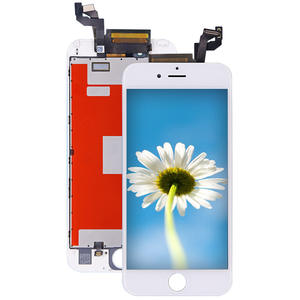 HQ High Quality Family Lcd Manufacturer Replacement Digitizer Assembly Touch Display for Iphone 5 6 s 7 8 x Lcd Screen