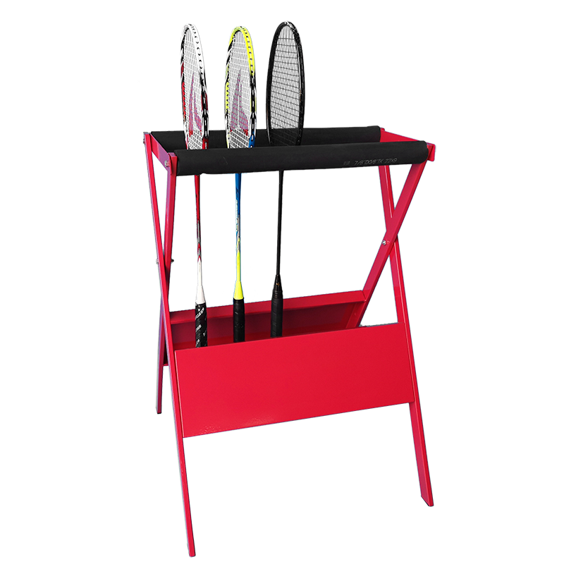 China Fabriek Aangepaste Tennisracket Display Rack