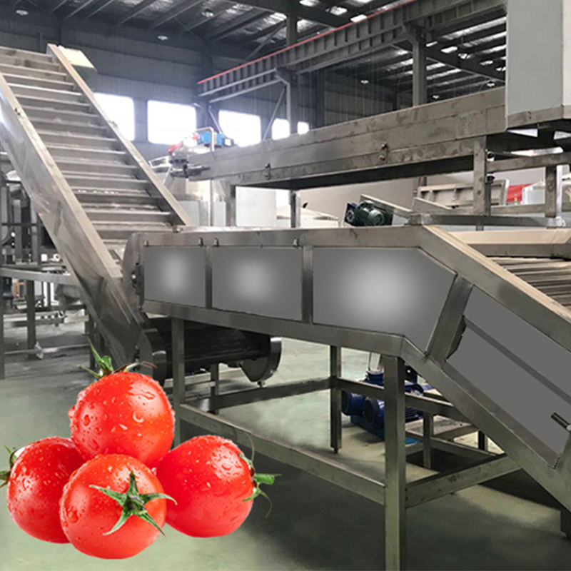 tomato/buleberry paste processing sauce ketchup production line