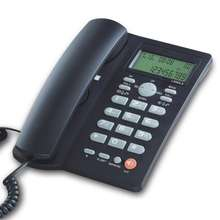 Telephone manufacturers caller id telephone home business office fixed landline telephone battery free