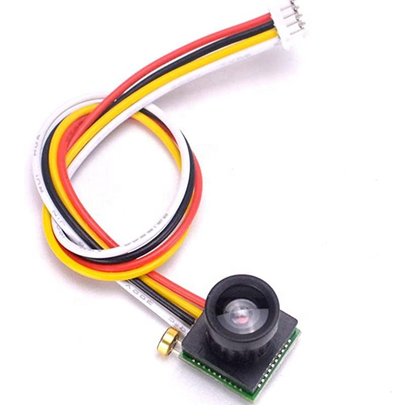 FPV Micro 1000TVL FPV Camera 1/4 CMOS Module 2.8mm Lens 90 Degree Sensor Compact Camera for RC Racing Drone