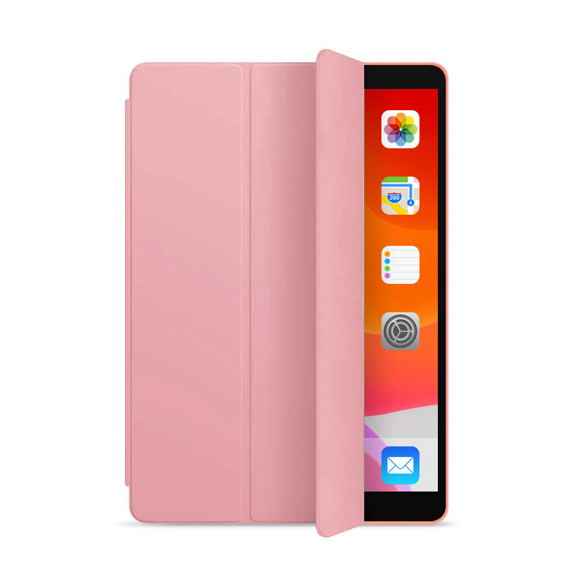Soft TPU Case for Apple iPad Mini 1/2/3 Smart and Shockproof PU Leather Cover