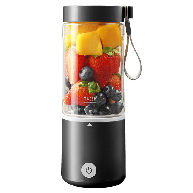 Wholesale As Seen On TV New Style Portable 450ml Usb Personal Electric Vegetable Juicer Blender