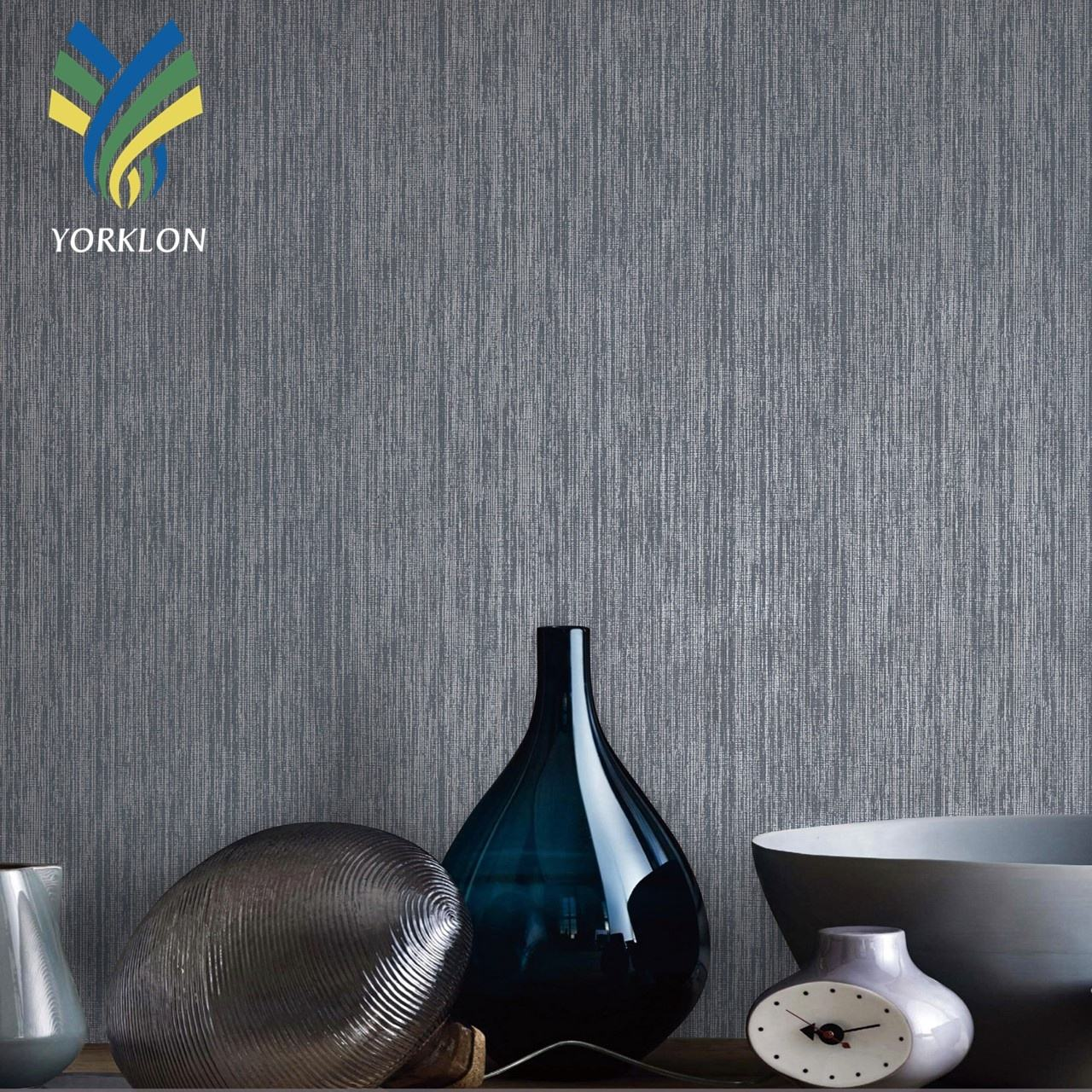 YKPQ 2 Luxury Shimmer Wallpaper Plain Color Line Knit Wallpapers Manufacturer Wallpaper 3d Home Decoration Wall paper For Room