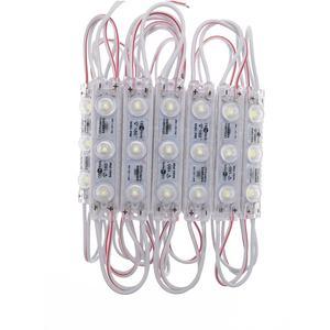 custom dc 12v 1.5w abs backlight modul led light box sign lens smd 2835 korea samsvng led module