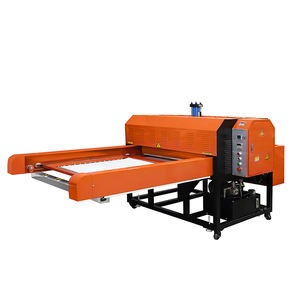 120x150 Large Format Hydraulic Sublimation Heat Press Machine Flat Heat Press