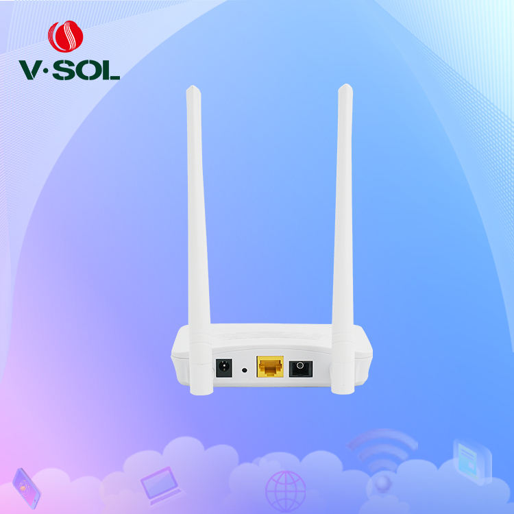 Fiber Optic 1GE+WiFi GEPON ONU for Smart Home FTTH Solution
