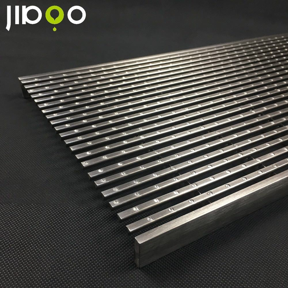 Stainless Steel Anti-Slip Grating