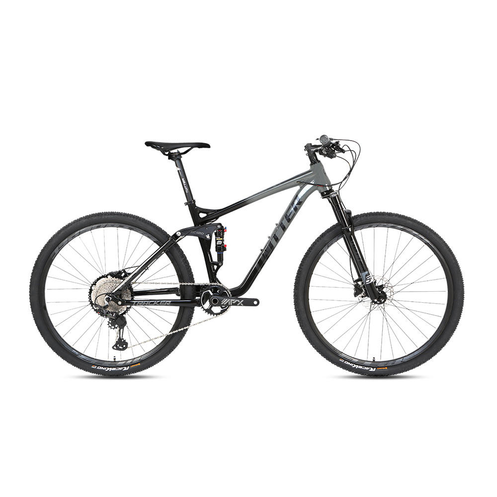 2021 twitter full suspension mountain bike aluminum alloy 148 thru axle DUAL suspension MTB